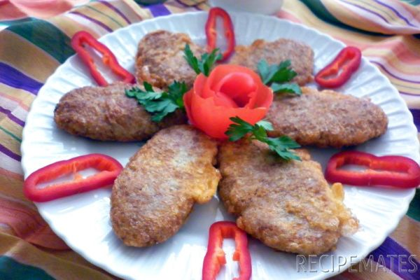 Bulgur Patties