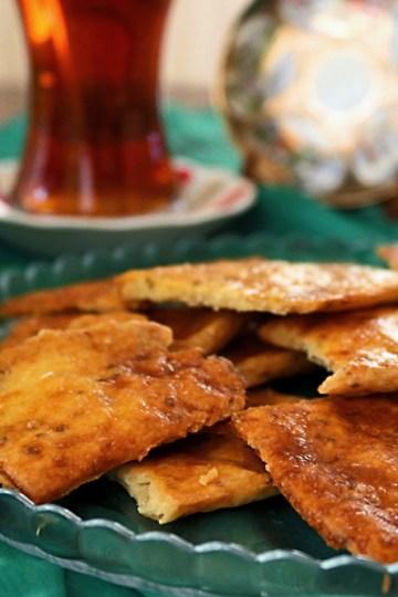 Aniseed Crackers
