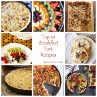 Top-10 Breakfast Tart Recipes