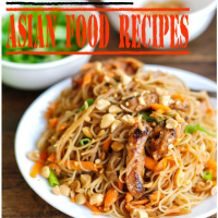 Top-10 Asian Food Recipes