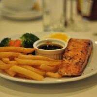 Best Baked Salmon