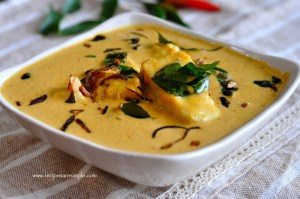 coconut milk fish curry kerala