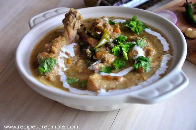 Chicken Kurma Malabar Style 2