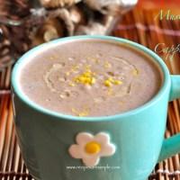 mushroom cappuccino recipe