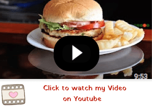 The Best And Easiest Home Made Chicken Burger Youtube Video