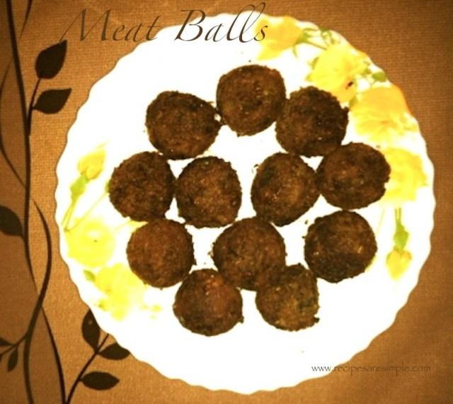 Breaded MeatBalls