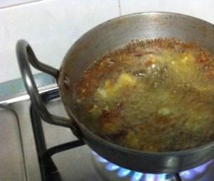 CHILI GOBI fry