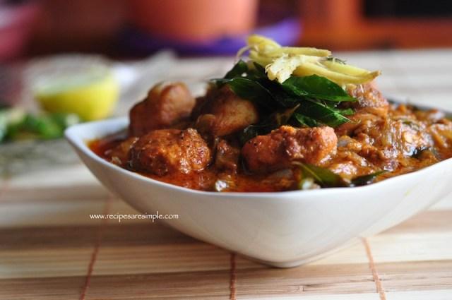 Malabar Fish Curry recipe