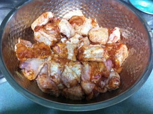 cereal chicken marinade