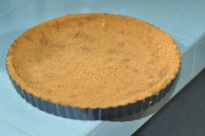 chocolate tofu pie 6