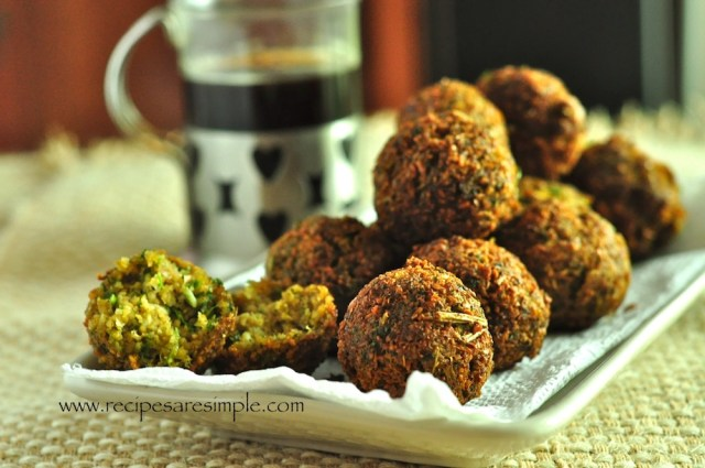 Falafel recipe 2