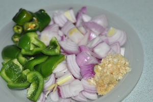 soya chunks- ingredients.