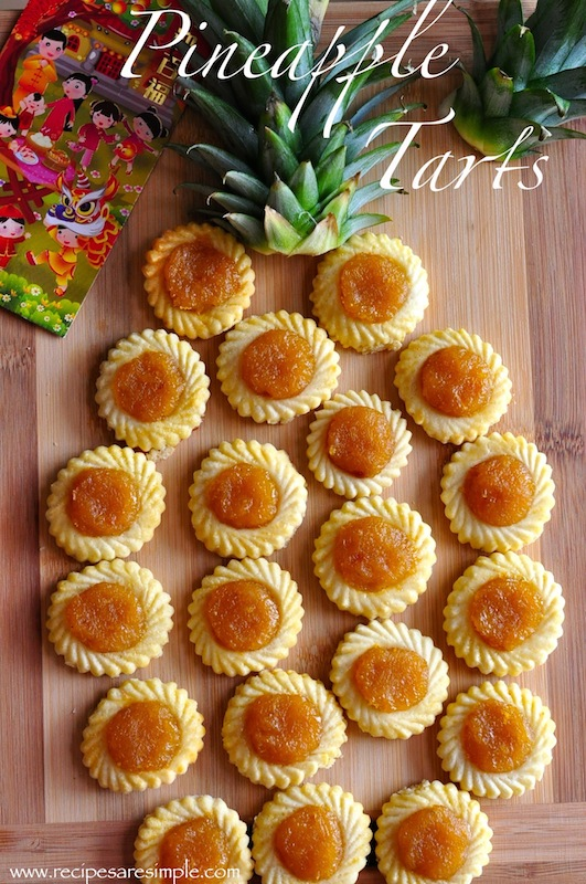 Pineapple Tart - Lunar New Year Special