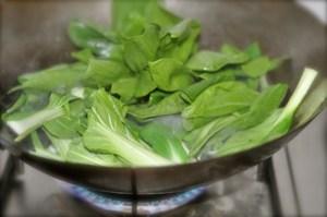 stir fry greens