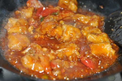 Chilli Fish Recipe - Indo Chinese