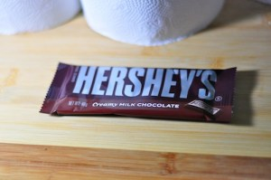 hersheys chocolate for shell topping