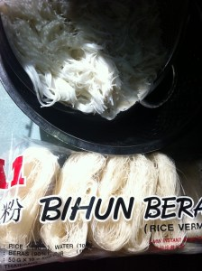 white bee hoon recipe
