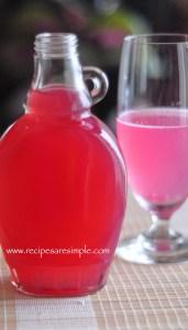 grape squashe cordial recipe