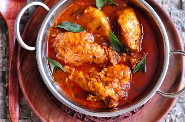 thattukada chicken curry recipe
