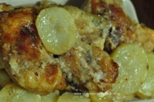 lebanese garlic chicken recipe