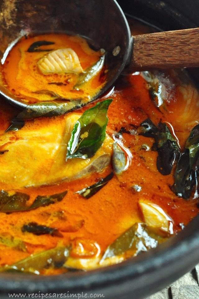 north malabar fish curry video