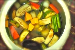 sambar recipe - Kerala varutharacha sambar pressure cooker