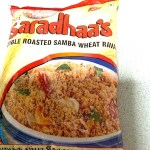 Samba Wheat Rava Upma - The Samba Wheat