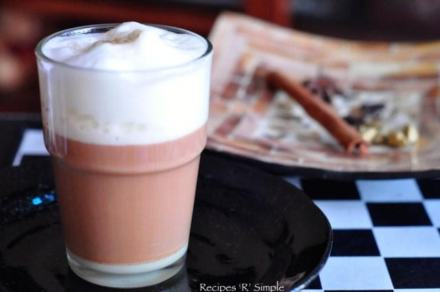 biriyani tea - masala tea 2