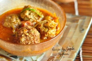kofta meatball curry delicious