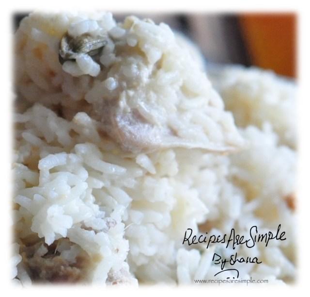 white biryani recipe