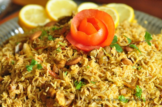 mutton mandi rice recipe with video