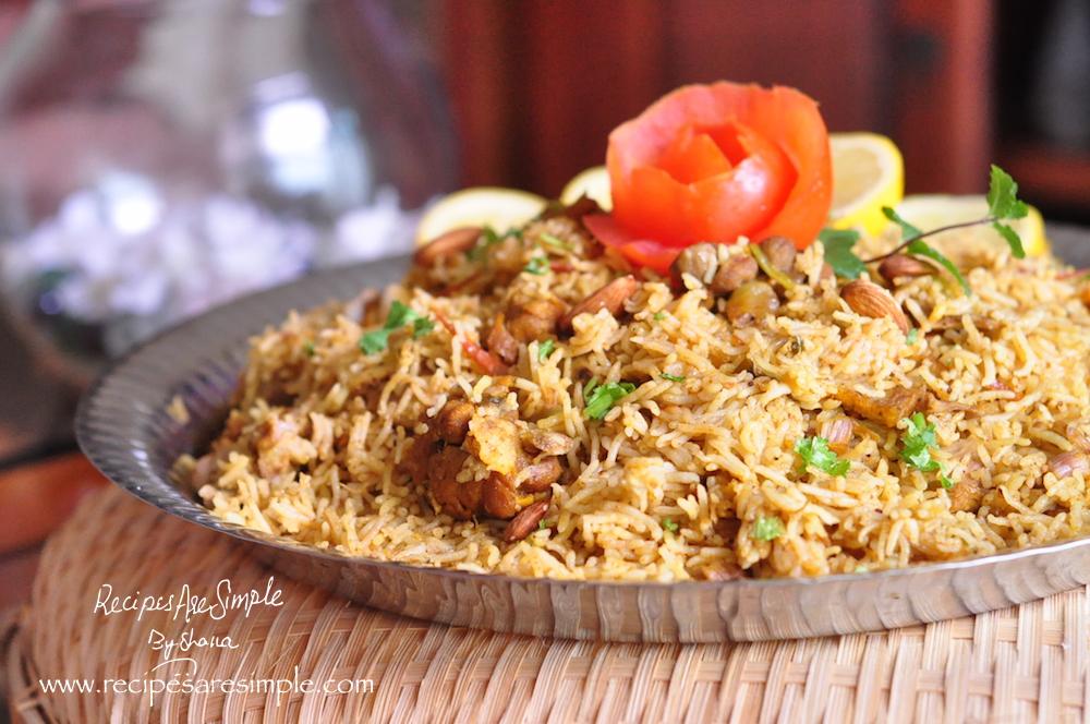 Mutton Mandi Rice Arabian Fragrant Rice With Mutton