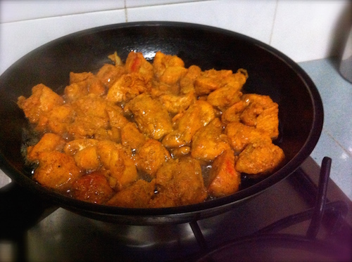 Easy Butter Chicken with Nestle Cream 10