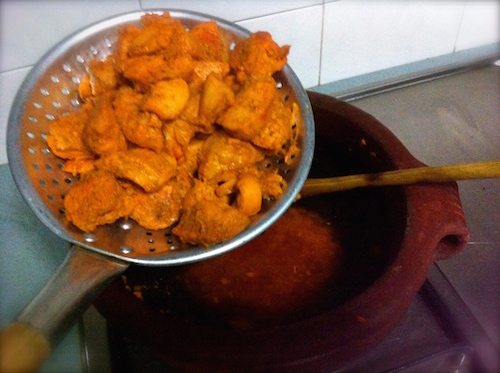 Easy Butter Chicken with Nestle Cream 9