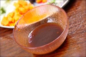Mu Shu Chicken prepare sauce