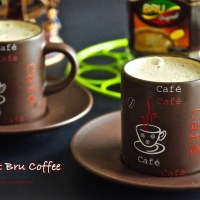 bru coffee recipe