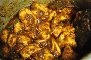 chicken haleem ingredients cook spice powder