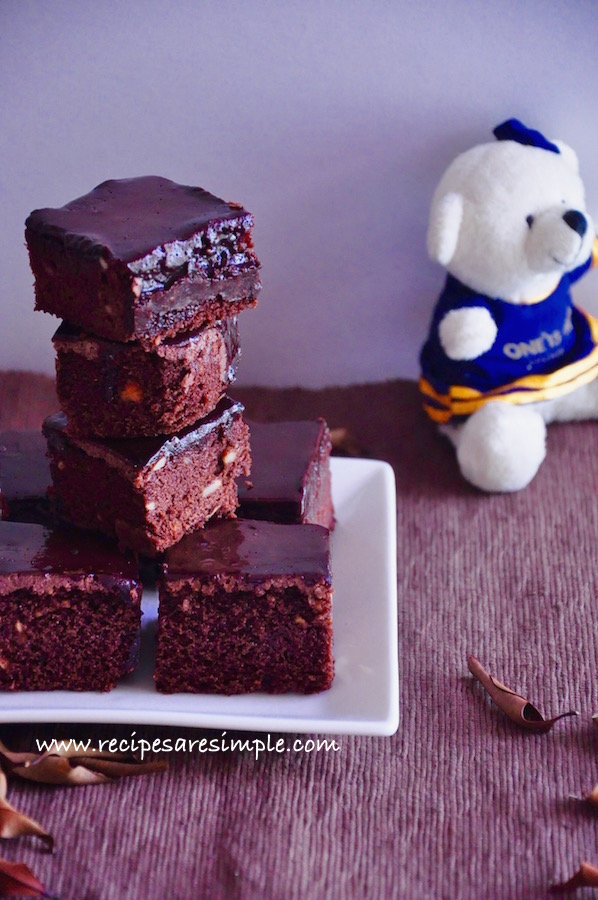 best frosted fudgy brownies recipe