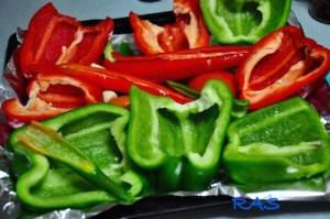Slata Mechouia   Tunisian Grilled Pepper Salad 3