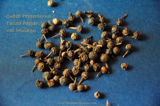 cubeb- tailed-pepper