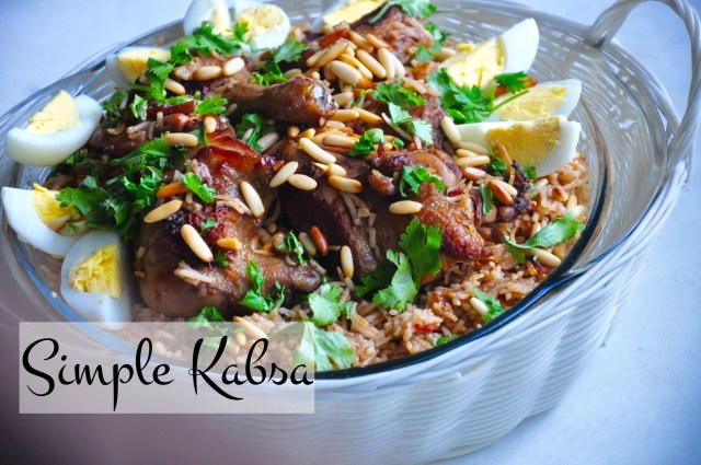 Simple Kabsa Youtube