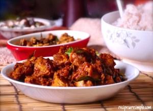 masala chicken roast video