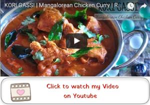 Kori Gassi | Mangalorean Chicken Curry Youtuve Video