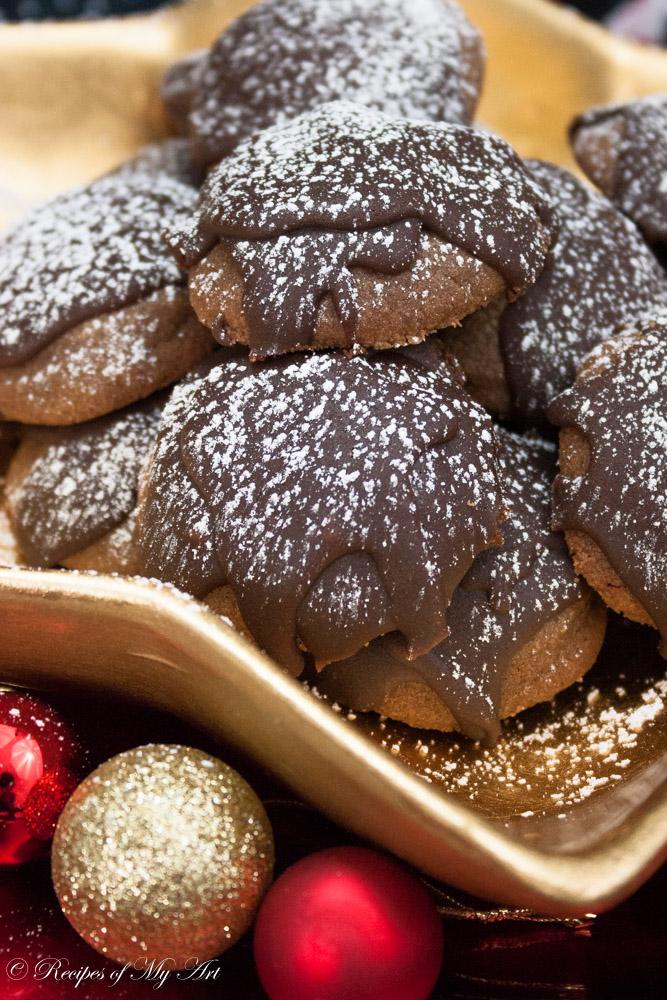 Sheet Cake Cookies