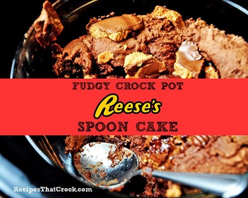 Chocolate Crock pot dessert