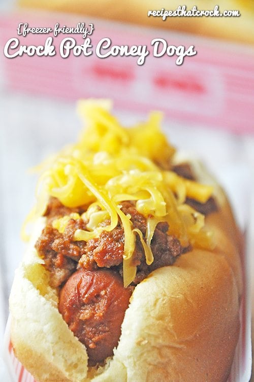 Coney Dog Recipe