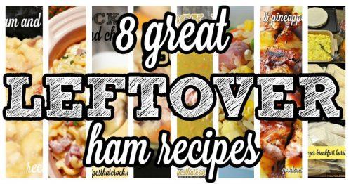 Leftover Ham FB