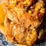 Fiesta Slow Cooker Pork Chops Recipe