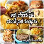 Our Cheesiest Recipes
