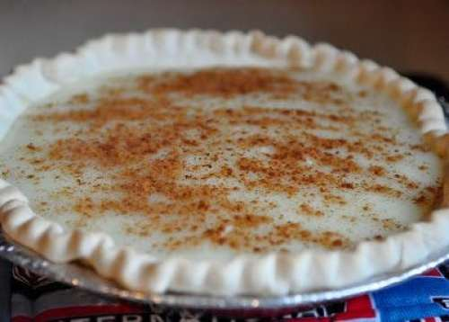 Sugar Cream Pie
